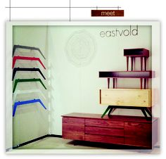 Eastvold Modern Furniture Made in the USA