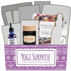 Yoga Detox Sweepstakes Giveaway