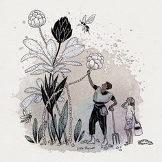 Ulla Thynell illustration 2018