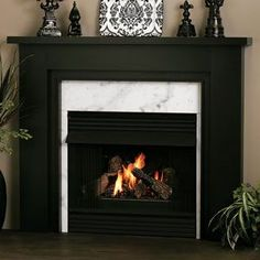 Essex - Traditional Wood - Fireplace