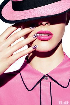 about-face-and-fashion - PINK