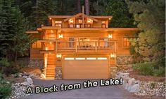 Cabin vacation rental in Tahoe City from VRBO.com! #vacation #rental #travel #vrbo
