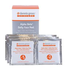 Awesome peel for sensitive skin, preventing signs of aging, SO ADDICTIVE!! Dr. Dennis Gross alpha beta peel!