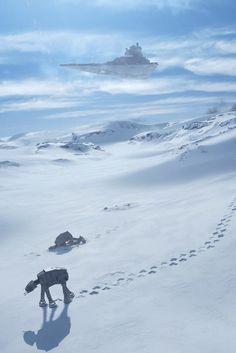 These Star Wars Battlefront Screenshots Are Beautiful - UltraLinx