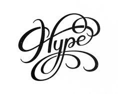 Hype Logo Design Inspiration | #logo #design #inspiration #icon #gallery #logotype #identity #branding