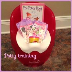 Early Potty training Lovebird's Nest❤: Potty Training At 15 Months