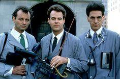 Dr. Egon Spengler | (L-R) Bill Murray as Peter Venkman, Dan Ackroyd as Ray Stantz and Harold Ramis as Egon Spengler