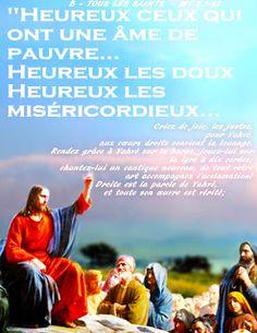 PAROLE - année  liturgique B (images et PAROLE...A - C..)blog S. Chiara   Maria SS. Consolata : B - TOUSSAINT