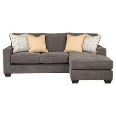 Hodan Sofa Chaise Marble - Ashley Furniture