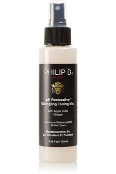 Philip B - Ph Restorative Detangling Toning Mist, 125ml - Colorless