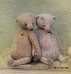 lost bears, lost bears, oh where can you be?  lost bears, lost bears, i'm so lost - can't you see?  i miss your hugs, your snuggle at night...when I'm frightened you hug me oh-so-tight.  lost bears, lost bears...it's time to come home;  please, don't make me spend one more night alone!