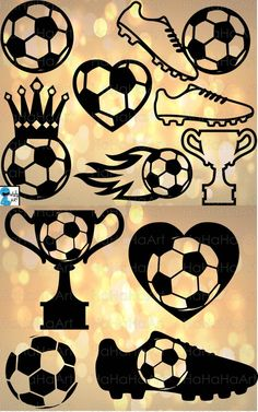 Best Soccer Ever Monogram Digital Cutting files Svg by HaHaHaArt Soccer Tattoos, Soccer Birthday, Soccer Coaching, Football Team, Graphic, Silhouette Cameo, Painted Rocks, Cricut, Stencil