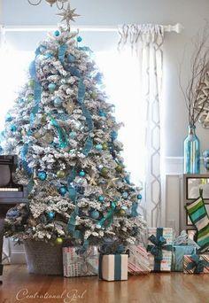 Natal para sonhar: Azul faz bonito no Natal.