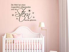 <3 Wunderschöner Spruch <3 #Babyzimmer