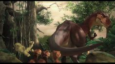 Ice Age Dawn of the Dinosaurs - Official Trailer