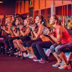 Orangetheory Fitness' nationwide studios combine strength training with cardio to give you the best workout possible.