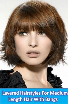 Looking for some Layered Hairstyles ? You will get here 15 layered hairstyles what will help you to get an incredibly beautiful look. Find the best one for you.