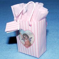 Generic Tutorial for Gift Bag or Grocery Bag Construction