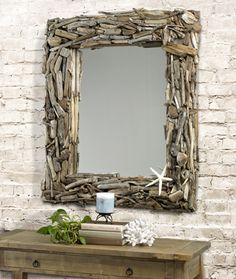 want a textured mirror like this for my guest bathroom