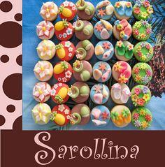 Image detail for -Hawaiian Themed Cupcakes « The Cupcake Blog
