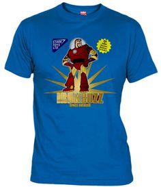Comprar Camiseta Ironbuzz - Camisetas Comics. Fanisetas.Com 12eeea5bf86