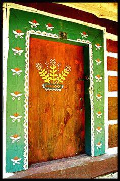 Ethnic Doors by taypejka - Poland.