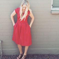 The Adrianne dress