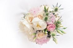 Svadobná kytica Romantická záležitosť