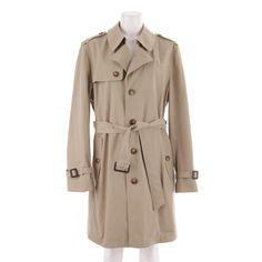 Stilvoller Trenchcoat von Ralph Lauren in Beige Gr. L