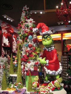 how the grinch stole christmas - How The Grinch Stole Christmas Decorations