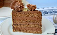Chocolate cake with courgettes and dates - HQ Recipes Chocolate Recipes, Chocolate Cake, Creme Caramel, Romanian Food, Cake Tins, Bread Baking, Quick Easy Meals, Vanilla Cake, Sweets