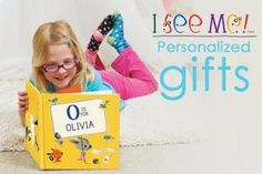 I See Me! Personalized Book Vouchers - US & Canada
