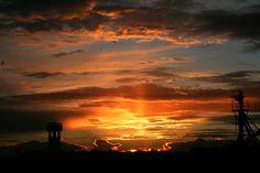Sunset @ Além Tejo