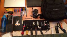 The System Admin's Everyday Bag