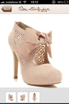 Fabulous shoes ;) I LOVE these shoes..I mean LOVE!!