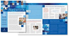How to Lay Out a Multiple Page Newsletter, Magazine, Booklet, Brochure, or Catalog Design for Print