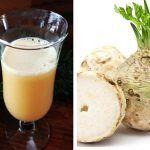 Regenerarea FICATULUI, cu SFECLĂ și NUCI (+ alte beneficii) Glass Of Milk, Smoothie, Drinks, Food, Drinking, Beverages, Eten, Smoothies, Drink