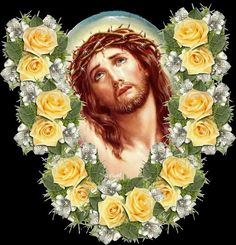 Image result for jesus loves you roses