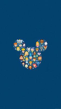 Disney wallpaper by Agaaa_K - 8721 - Free on ZEDGE™