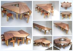 Hebe Natural Children's Furniture - Quality backed by a lifetime structural guarantee Classroom Furniture, School Furniture, Office Furniture, Furniture Design, Children Furniture, Baby Furniture, Modular Table, Modular Furniture, Office Interior Design
