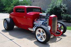 '32 3-Window Coupe.