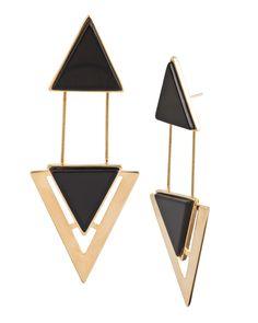 My triangle onix ring