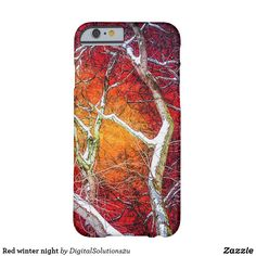 Shop Red winter night Case-Mate iPhone case created by Personalize it with photos & text or purchase as is! Iphone 6, Iphone Cases, Winter Night, 6 Case, Casetify, Red, Iphone Case, I Phone Cases