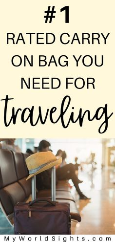 If you are a frequent traveler, you will need to check out this carry on bag! Read about my favorite luggage for travel that makes packing a breeze!