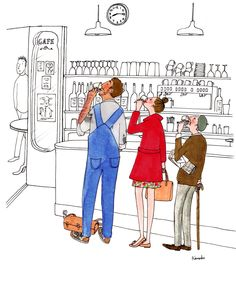 Paris au comptoir