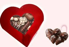 Dulce San Valentín Bs. 64 en vez de Bs. 85 por 15 chocolates en su cajita en Dulce Cacao