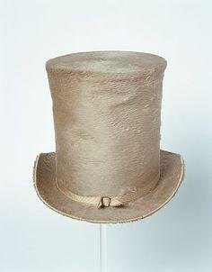 Men's fashion ca. 1830: Accessories