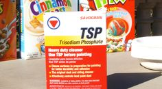 Video:What is Trisodium Phosphate? And, why is it primarily in children's cereal? Nick Brannigan and Vicky LePage return to the Las Vegas Strip to educate people of painter thinner aka trisodium phosphate in children's cereal with a LIVE FOOD DEMO! Do the tourists and locals on the Strip care? Will they avoid this toxic ingredient in the future? Watch to find out!