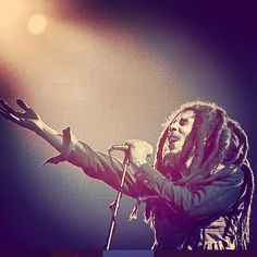 Bob Marley lightworker