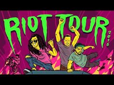 RIOT TOUR HENRY FONG AND MILO OTIS - PHILADELPHIA Tickets Sat Aug 20 2016 at 830 PM Eventbrite - http://ehood.us/2bByhk8   Bottle Reservations – kyle@soundgardenhall.com A rather bad ass tour to say the least. Henry Fong and Milo & Otis embark on 21-date tour spanning 2 months and closing it out at The Garden. Ooooobviously. Last summer's shit show with M&O was thoroughly badass. Throw Henr